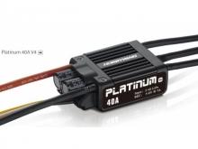 40A - Hobbywing Platinum 40A-BEC LV V4
