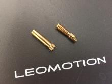 4mm Stecker/Buchsen Set NG vergoldet