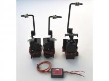 Elektrisches Einziehfahrwerk  EL-5 Set A