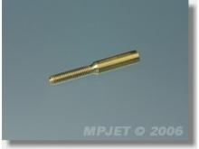 MP JET Gewindebuchse M2.5, Anschluss Ø3.0mm (6 Stück)