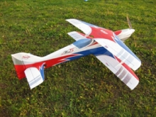 SebArt Miss Wind S 50E rot/blau (1520mm)