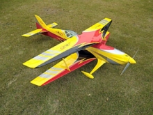 SebArt Miss Wind S 50E gelb/schwarz (1520mm)
