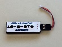 ALTIS V4+  Keypad