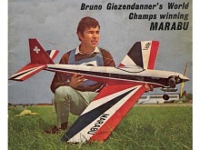MARABU F3A 1971 - ARF rot-blau-weiss (1690mm)