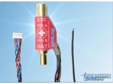 SM Modellbau UniLog Stom- und Spannungssensor 150A-5,5mm