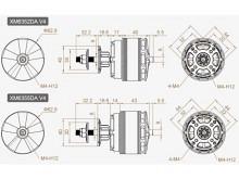 LEO 5322-360 / Dualsky XM6352DA4-16 Competition V4