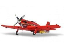FMS P-51 Dago Red PNP (1070mm)
