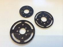 Universal-Spant 32mm aus CFK / Carbon Fiber Bulkhead 32mm