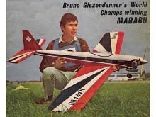 MARABU F3A 1969 - ARF rot-schwarz-weiss (1690mm)
